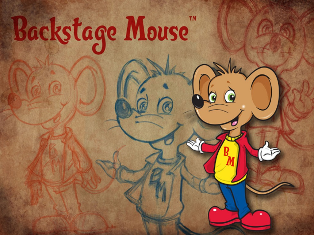 Backstage Mouse: Bringing a Magical Character to Life's video poster