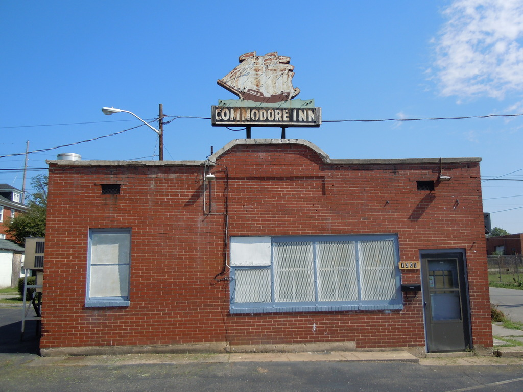 Commodore Inn Sign Restoration Project's video poster