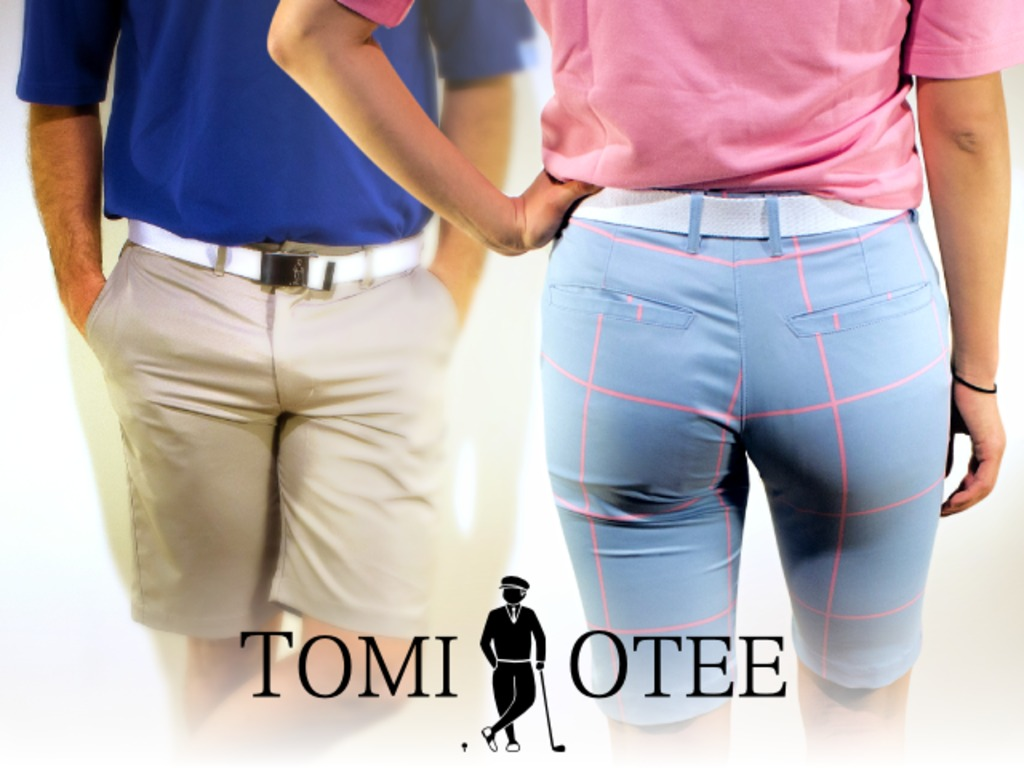 TOMI OTEE: the new standard for sports chic fashion.'s video poster