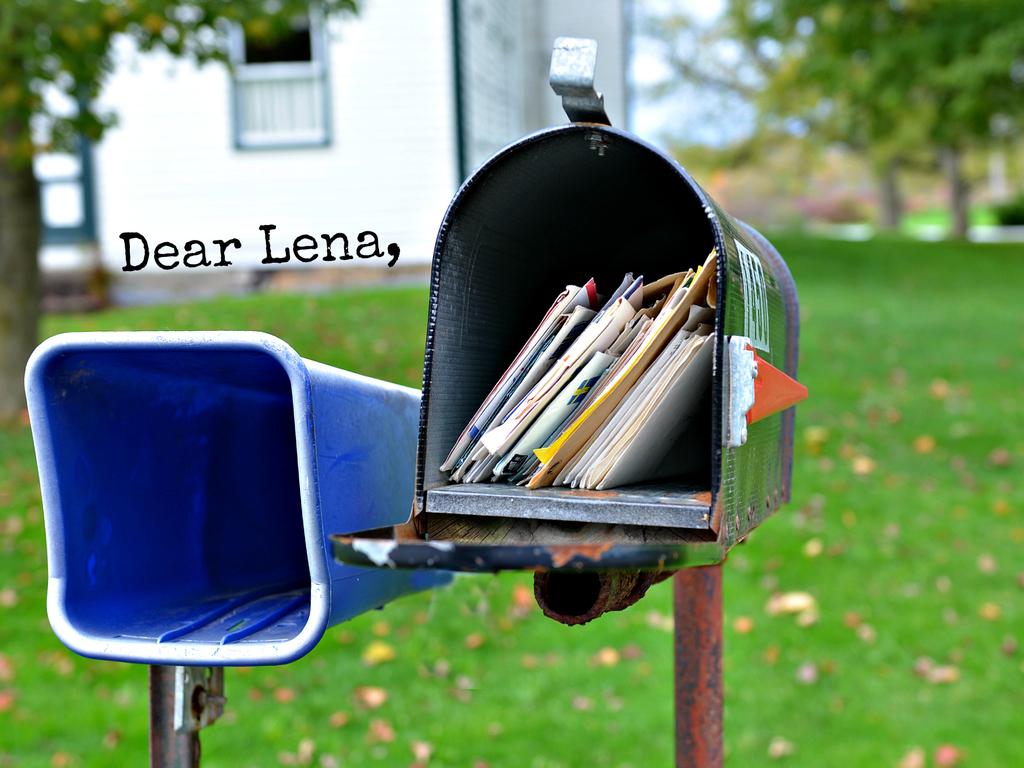 Dear Lena,'s video poster