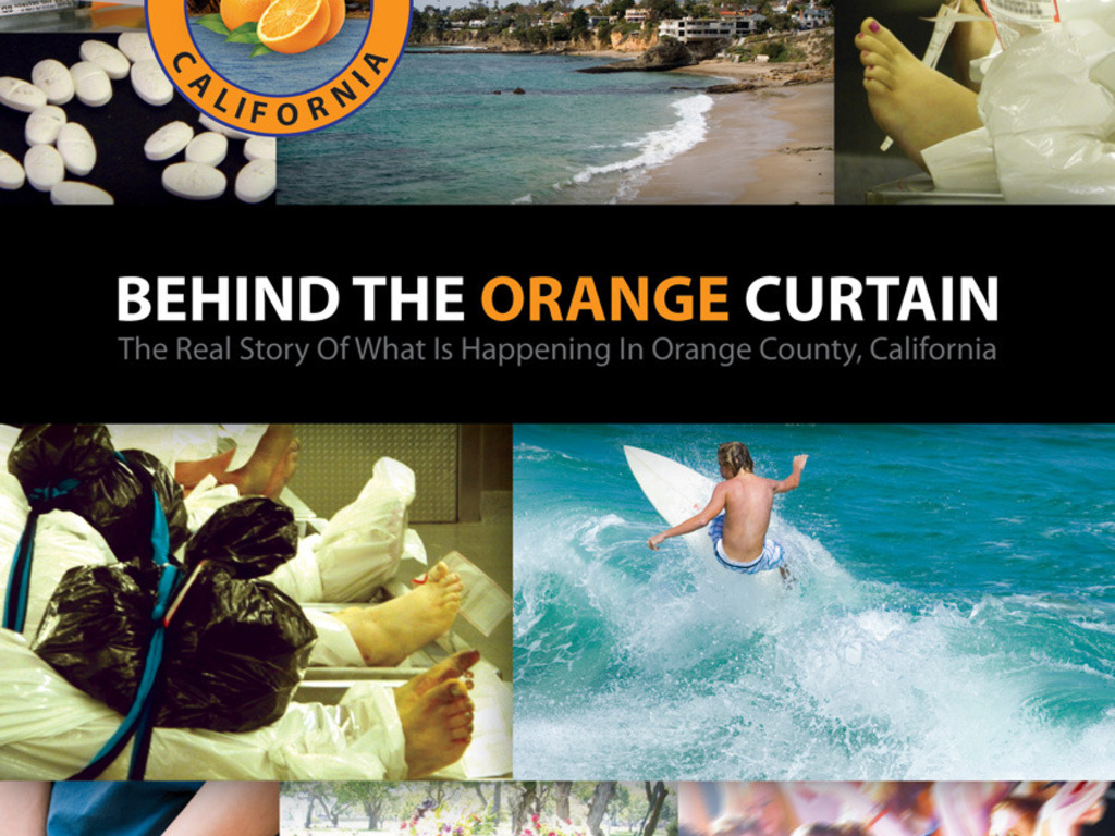 Behind The Orange Curtain: Rx Drug Death Epidemic's video poster