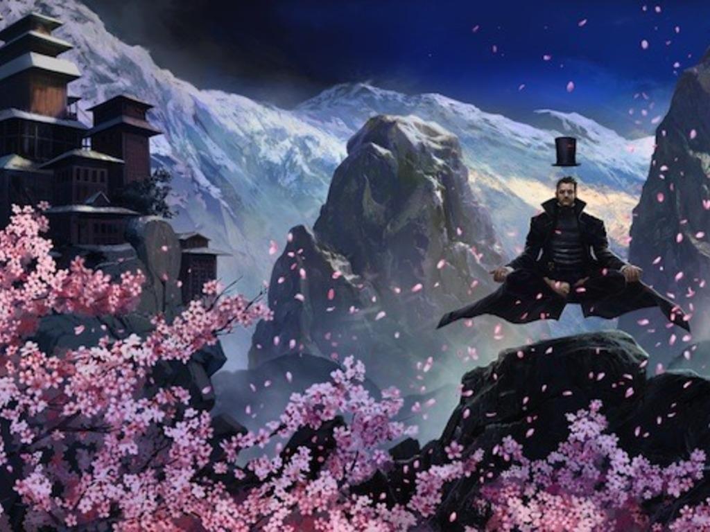 HATTER M:  Zen of Wonder's video poster