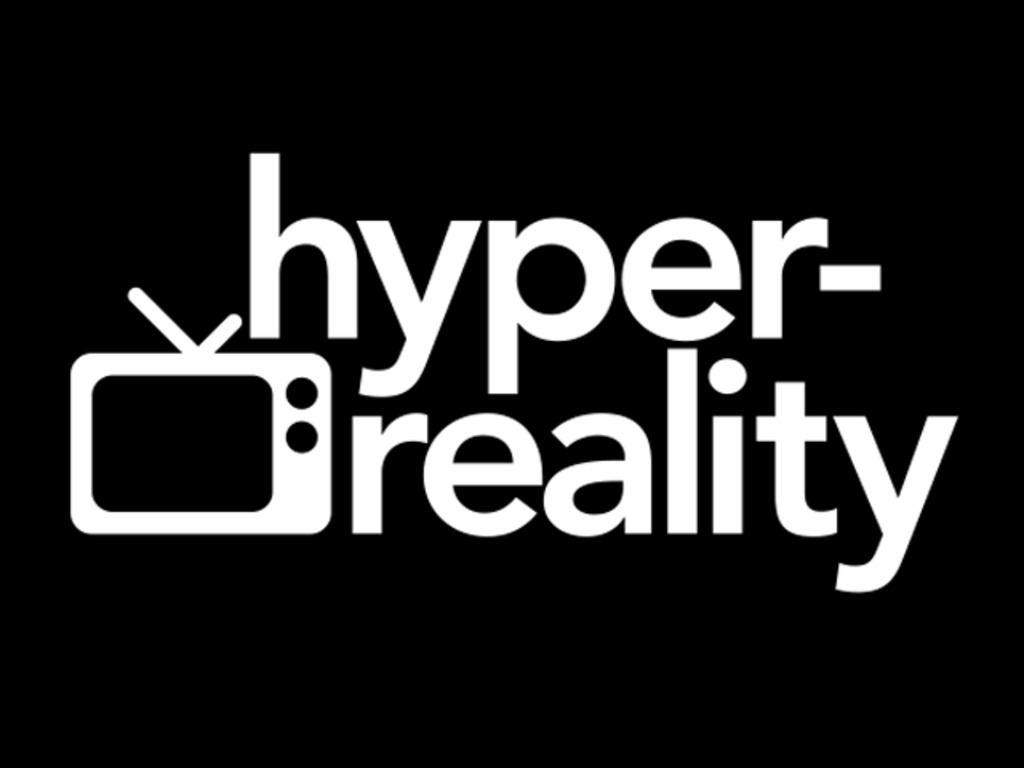 Hyperreality - The Reality TV Gameshow RPG's video poster