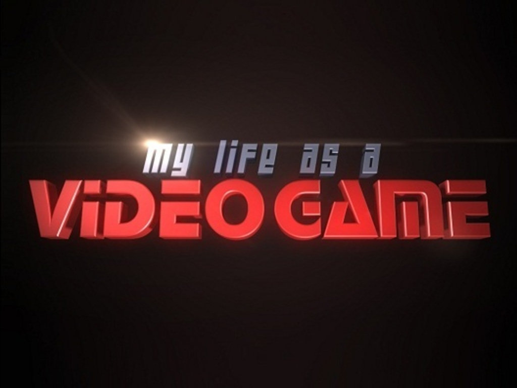 MY LIFE AS A VIDEO GAME - A New Webseries's video poster