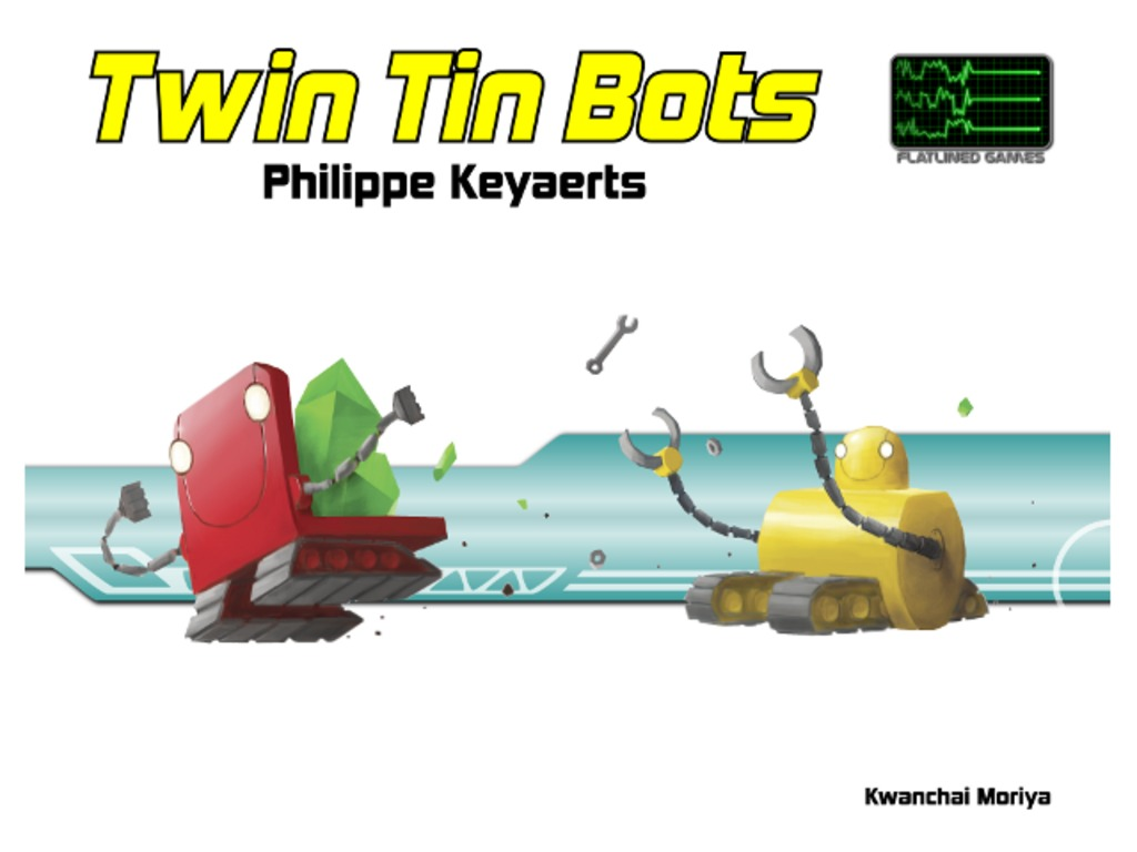 Twin Tin Bots's video poster
