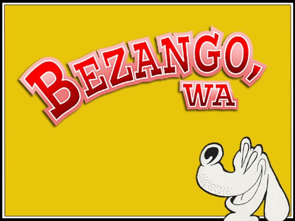 Bezango, WA's video poster