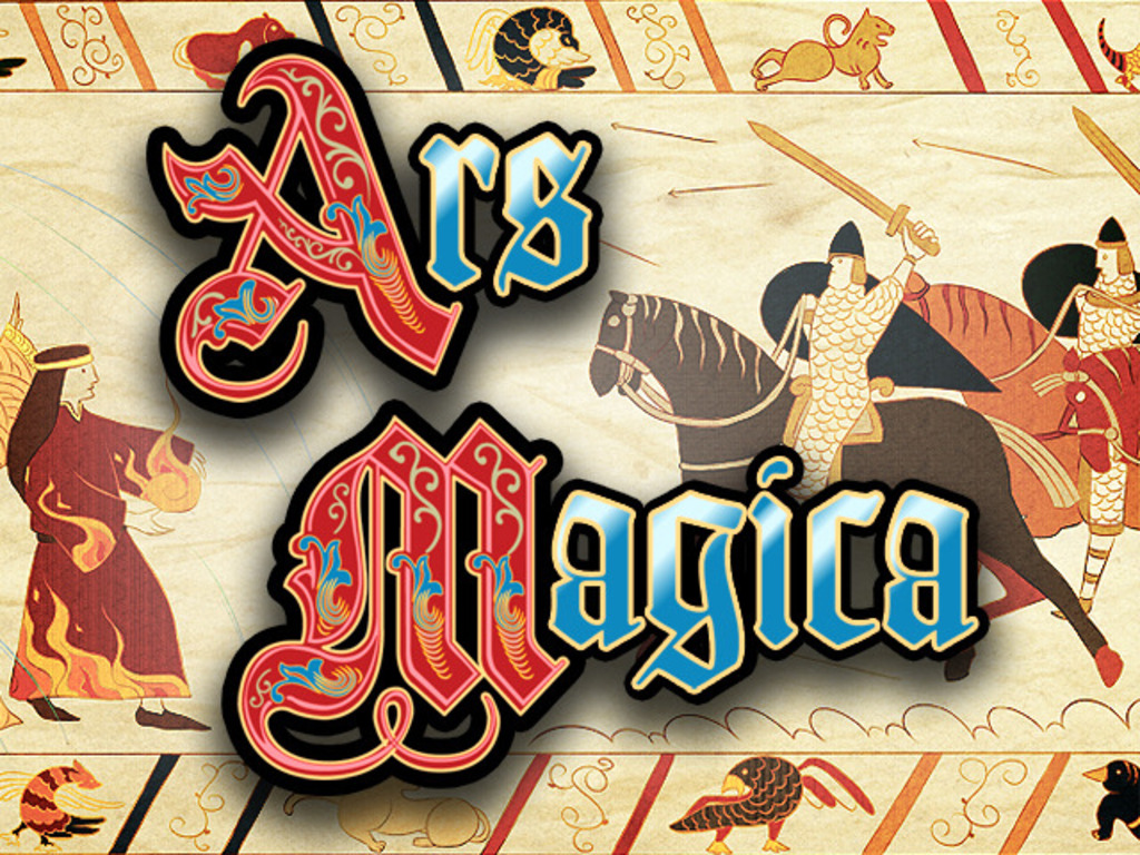 Ars Magica Video Game's video poster