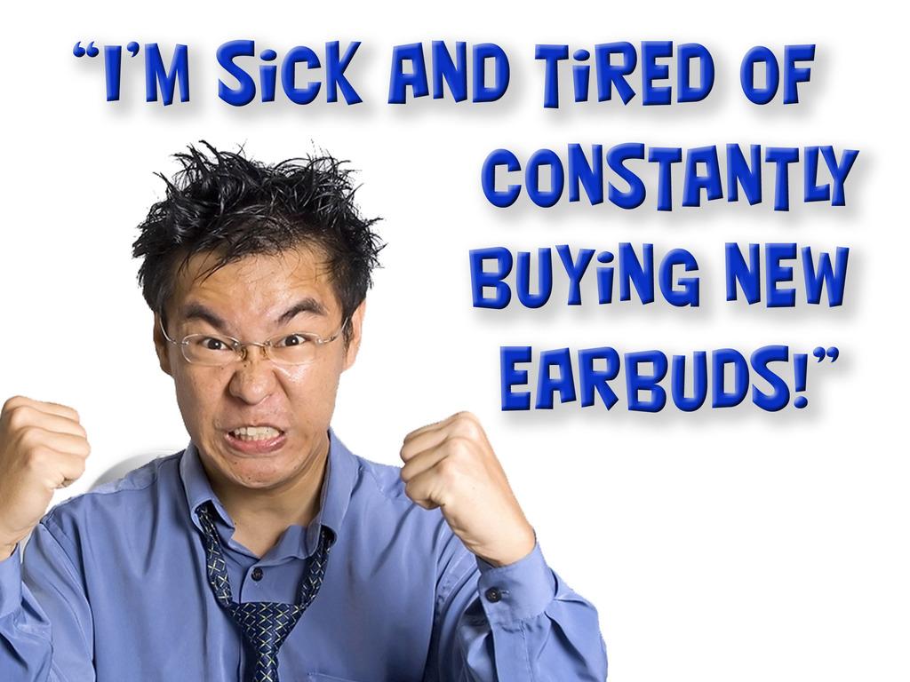 IRONBUDS - modular, durable earbuds!'s video poster