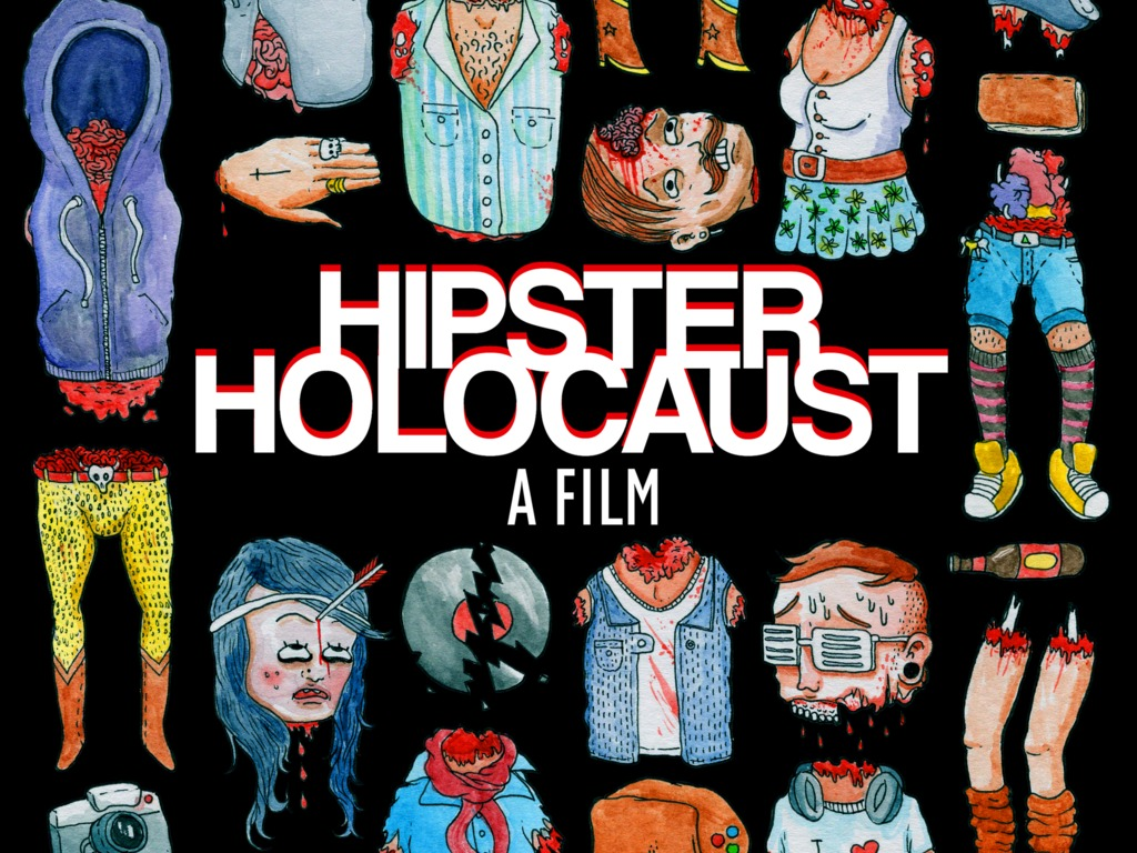 Hipster Holocaust: a film's video poster