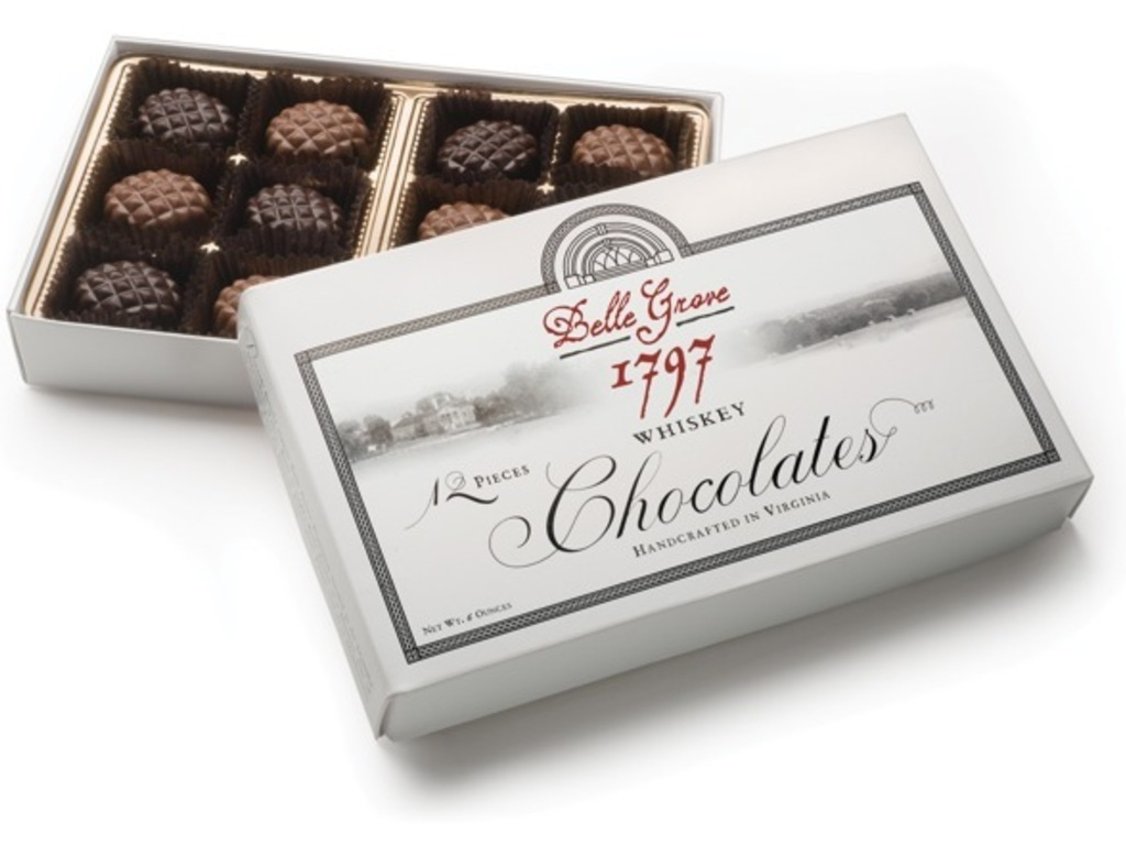 Belle Grove 1797 Whiskey Chocolates's video poster