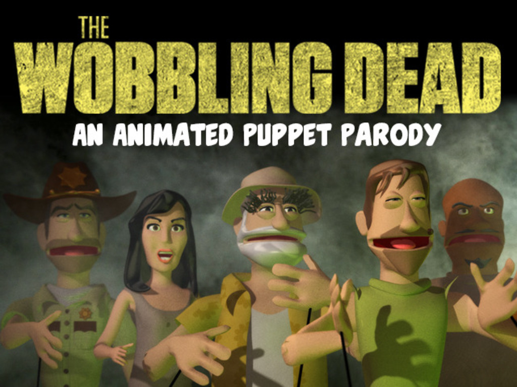 The Wobbling Dead—An Animated Puppet Parody's video poster