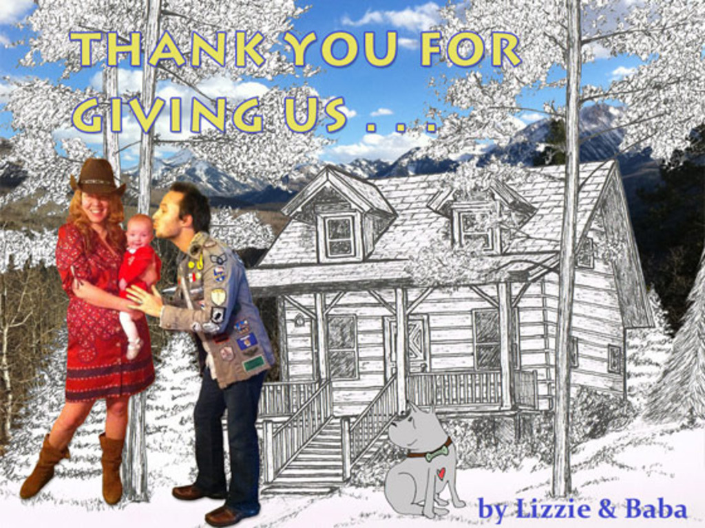 """The """"Thank You For Giving Us..."""" Multimedia Project's video poster"""