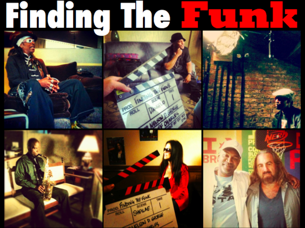 Finding the Funk's video poster