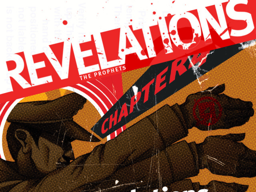 Revelations: Chapter 4's video poster