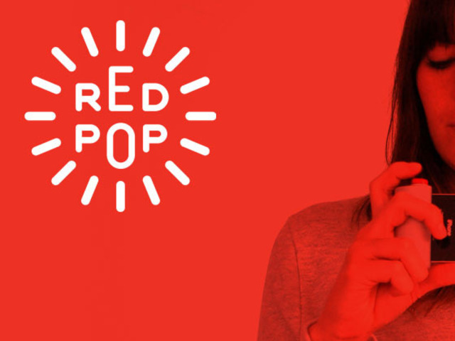 Red Pop's video poster
