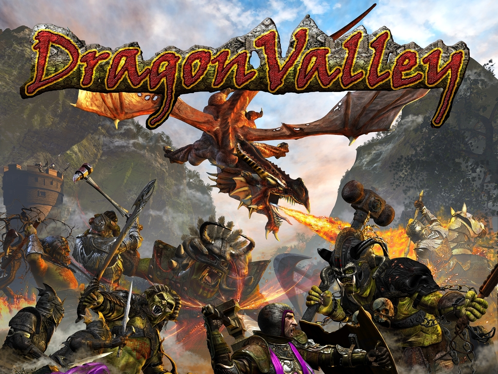 Dragon Valley - The Board Game's video poster