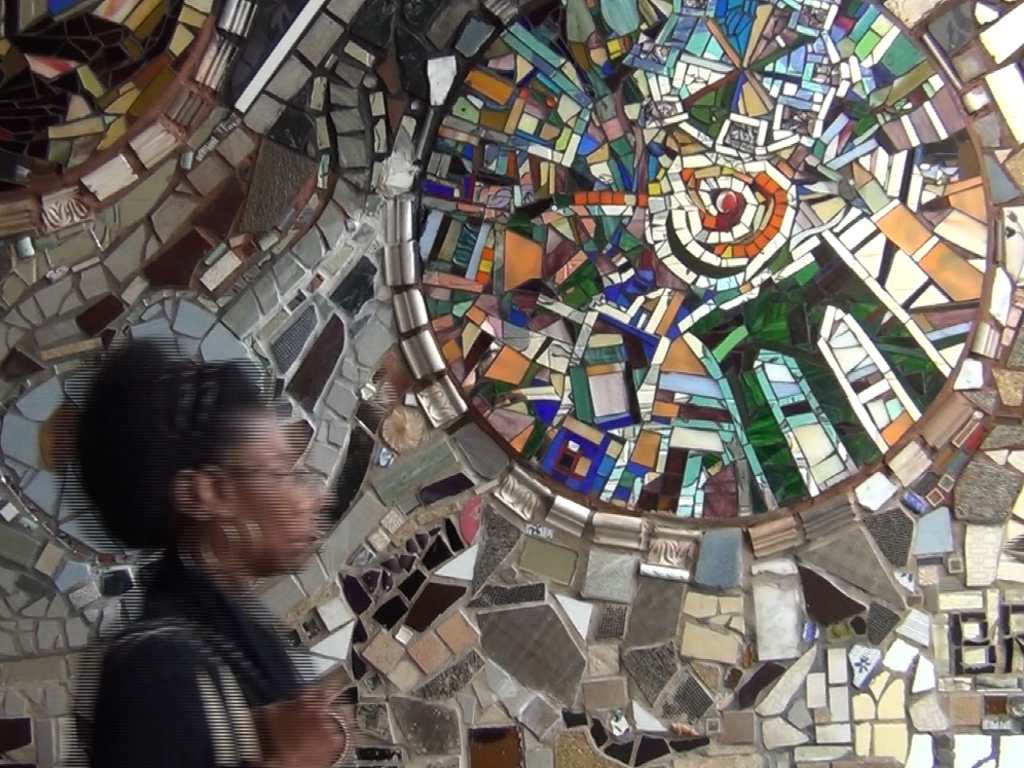 Phase 2 of Mosaic & Mural at Newkirk Plaza Subway Station's video poster
