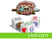Dungeon Dice (Relaunch) - Collect Dice and Bash Monsters!