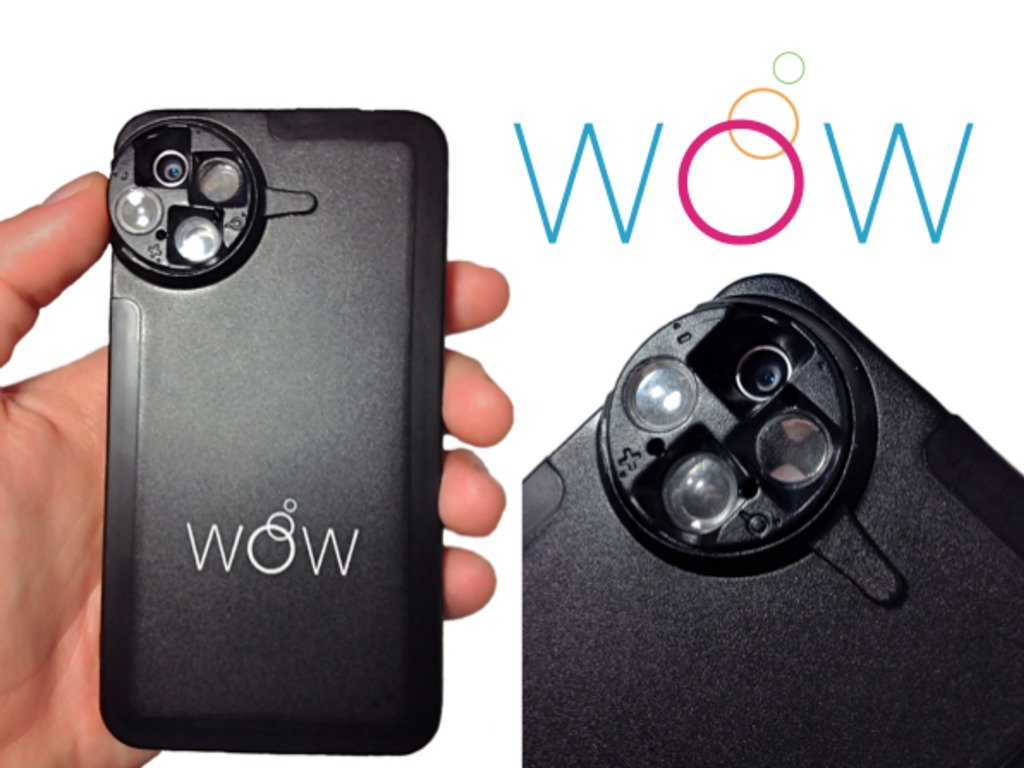 WoW Lens: The future of mobile photography (Canceled)'s video poster