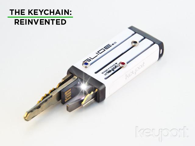 Jetzt aktuell mit dem KeySmart 20 bin ich minimalistisch und denn noch flexibel unterwegs Der KeySmart ist kein Schlüsselbund wie man ihn kennt Er besteht aus zwei Seitenteilen aus Metall und zwei Schrauben Das Funktionsprinzip ist wie beim