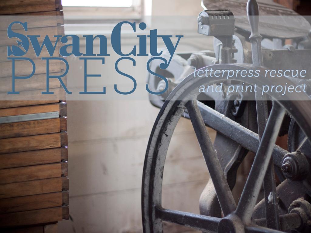 Swan City Press's video poster