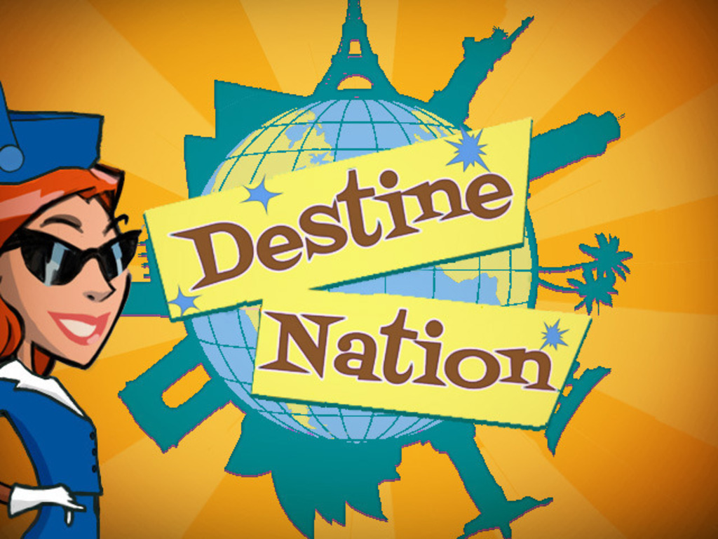 Destine Nation - Play Your Dream Vacation's video poster