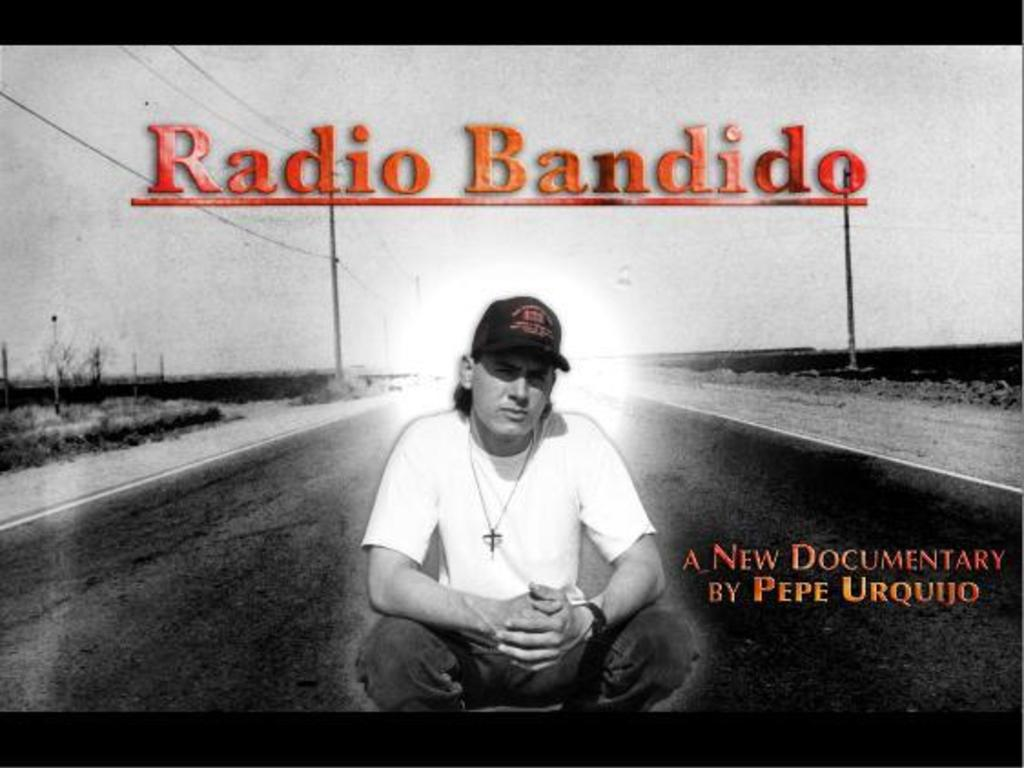 The Death of Radio Bandido: A Chicano Mystery's video poster