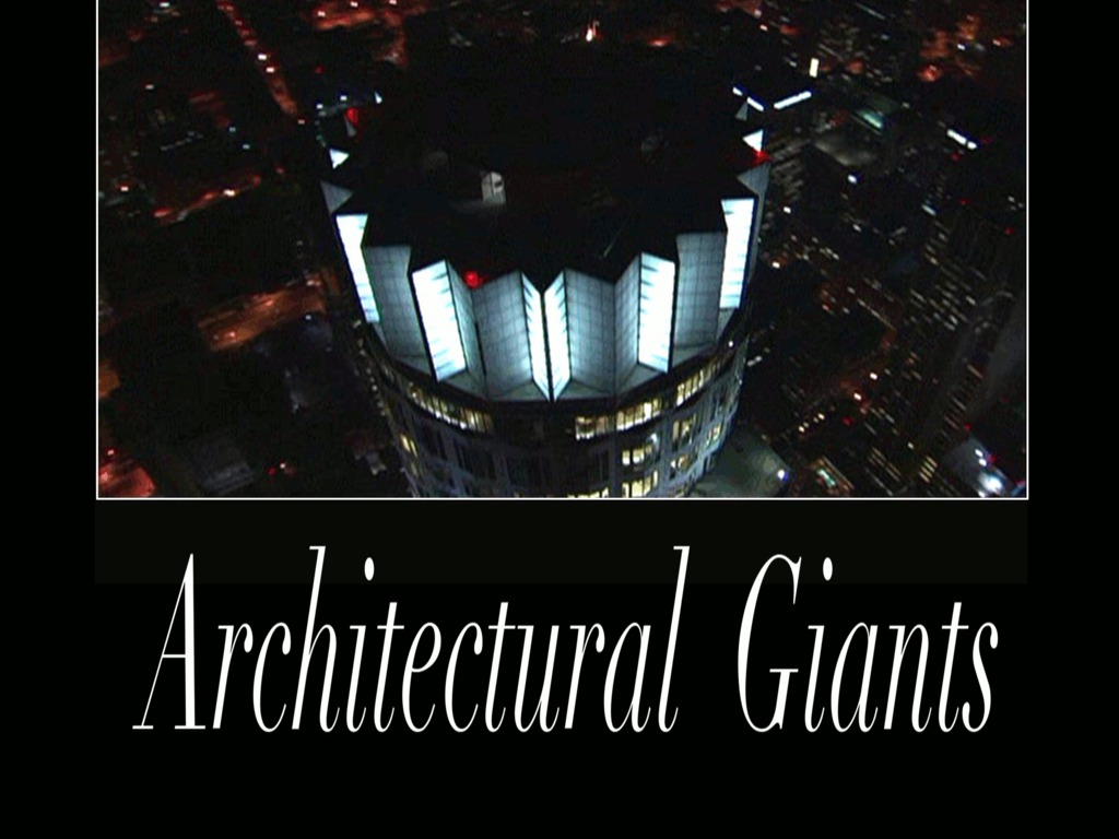 AERIAL Los Angeles - Architectural Giants's video poster