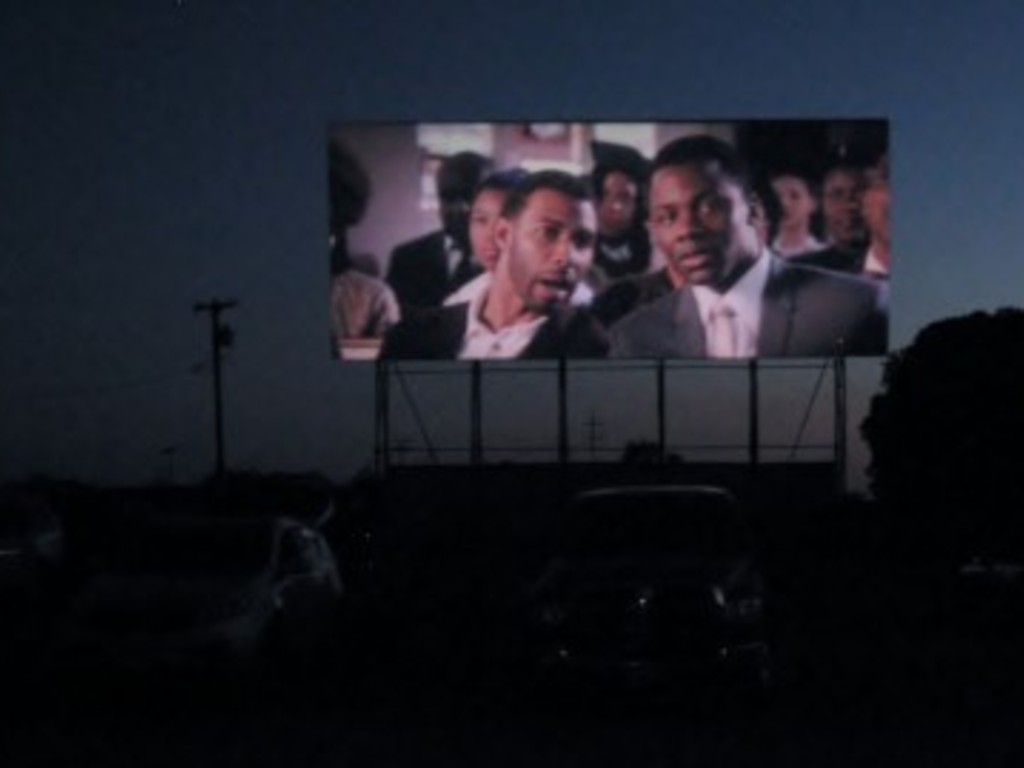 Tower Drive-in Theatre Digital Conversion's video poster