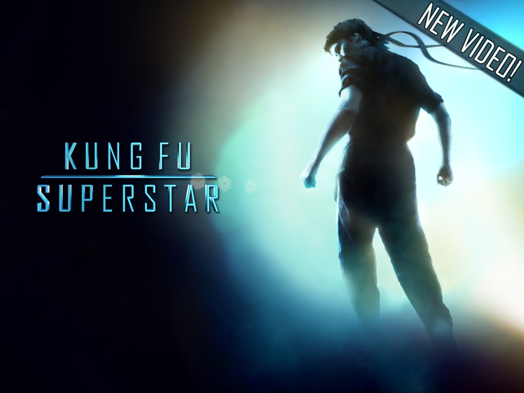 Kung Fu Superstar: Become the Ultimate Martial Arts Stuntman's video poster