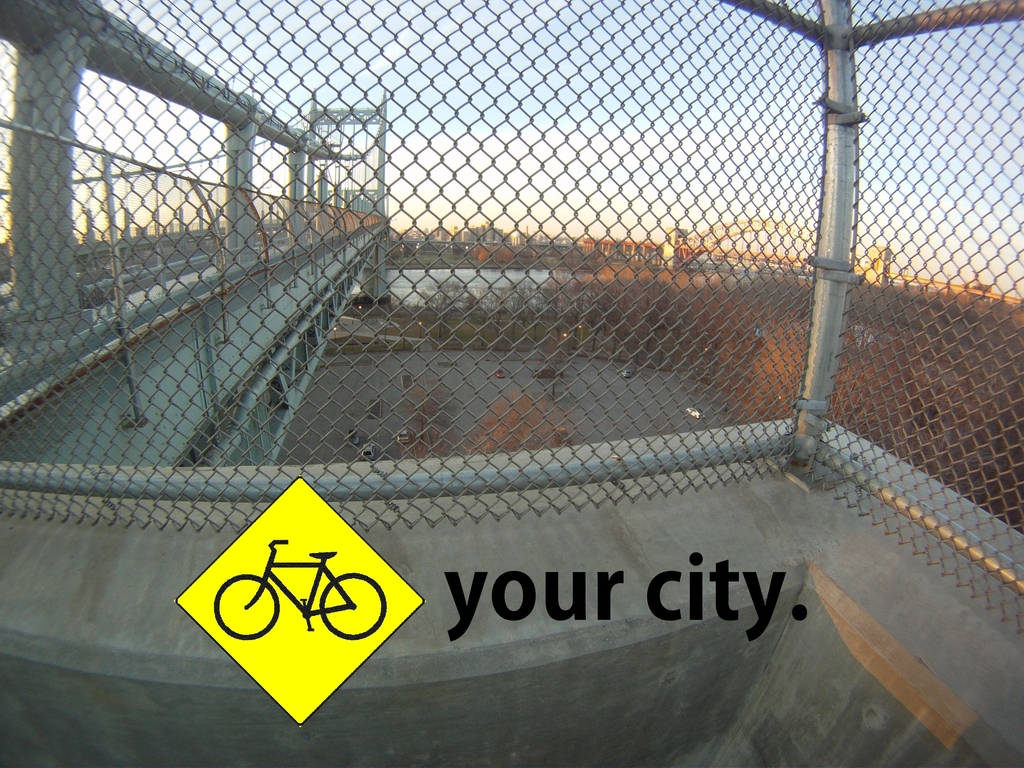Bike your city.'s video poster