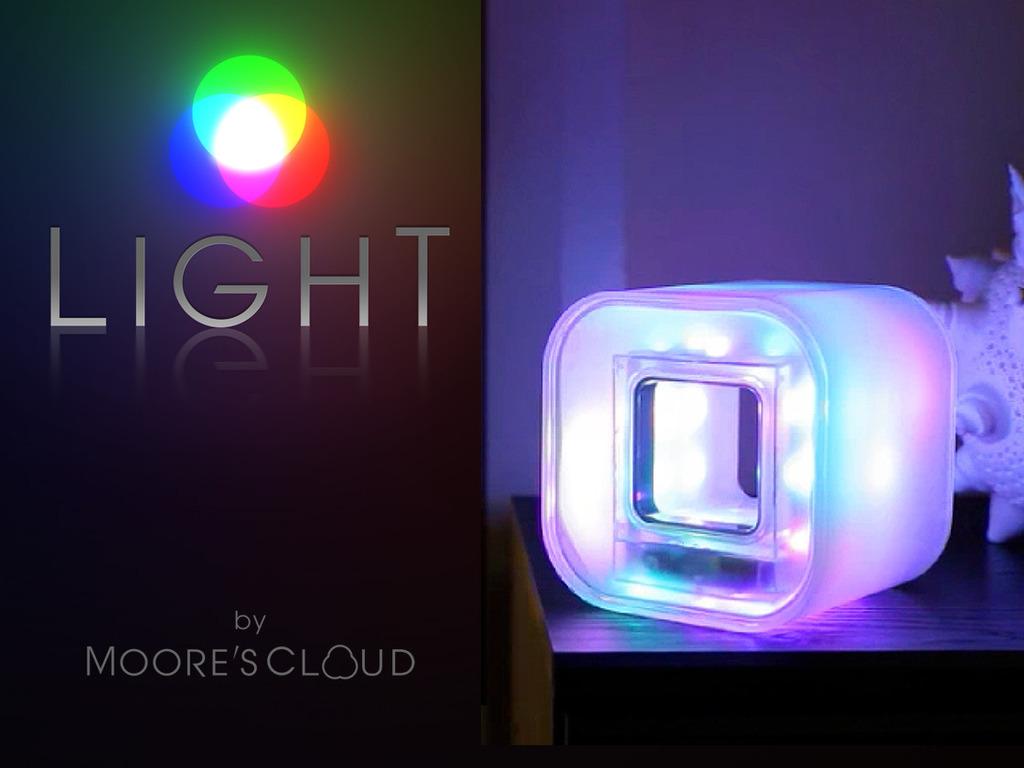 Light's video poster