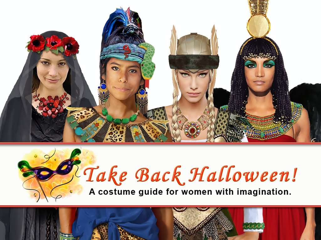 Take Back Halloween in 2013!'s video poster