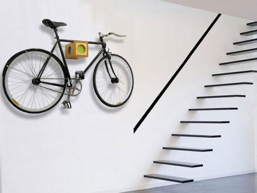 Bike rack storage solution for your home by Trophy Club's video poster