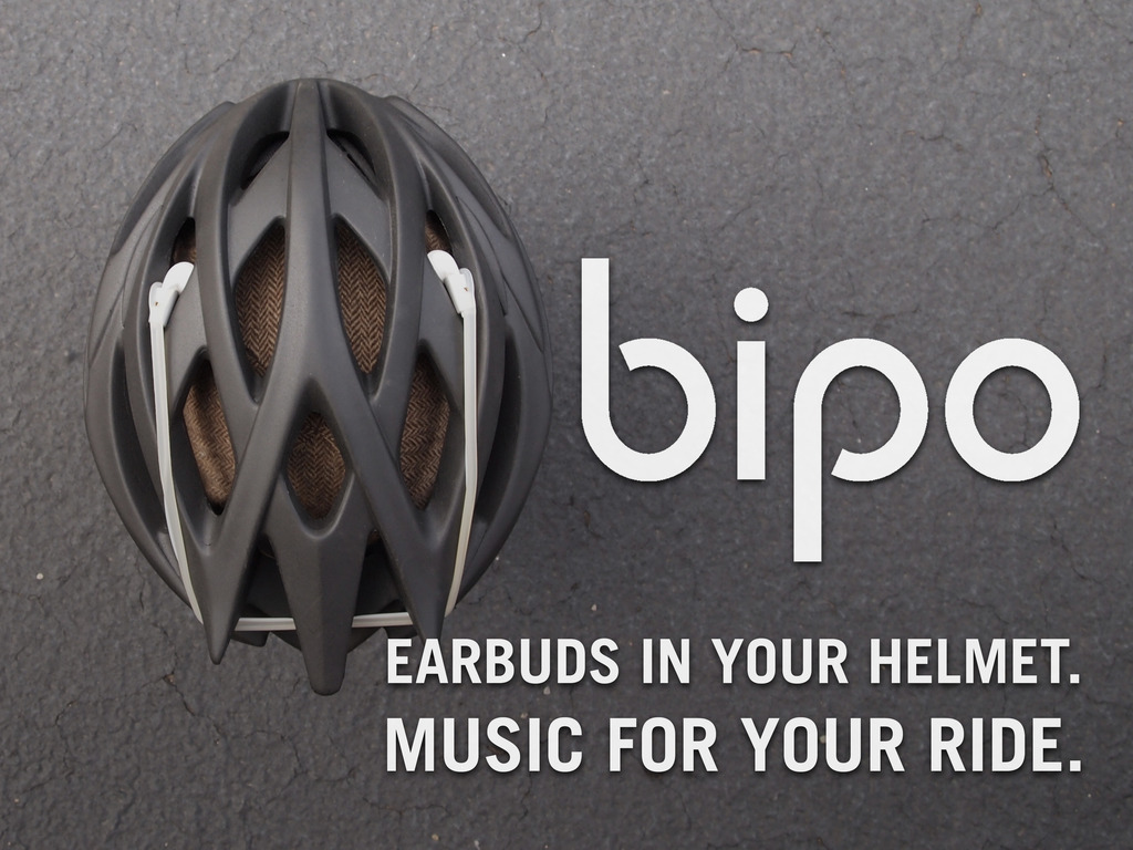 Bipo: Music For Your Helmet's video poster