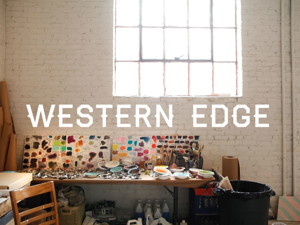 Western Edge: an epic road trip to document West Coast art's video poster