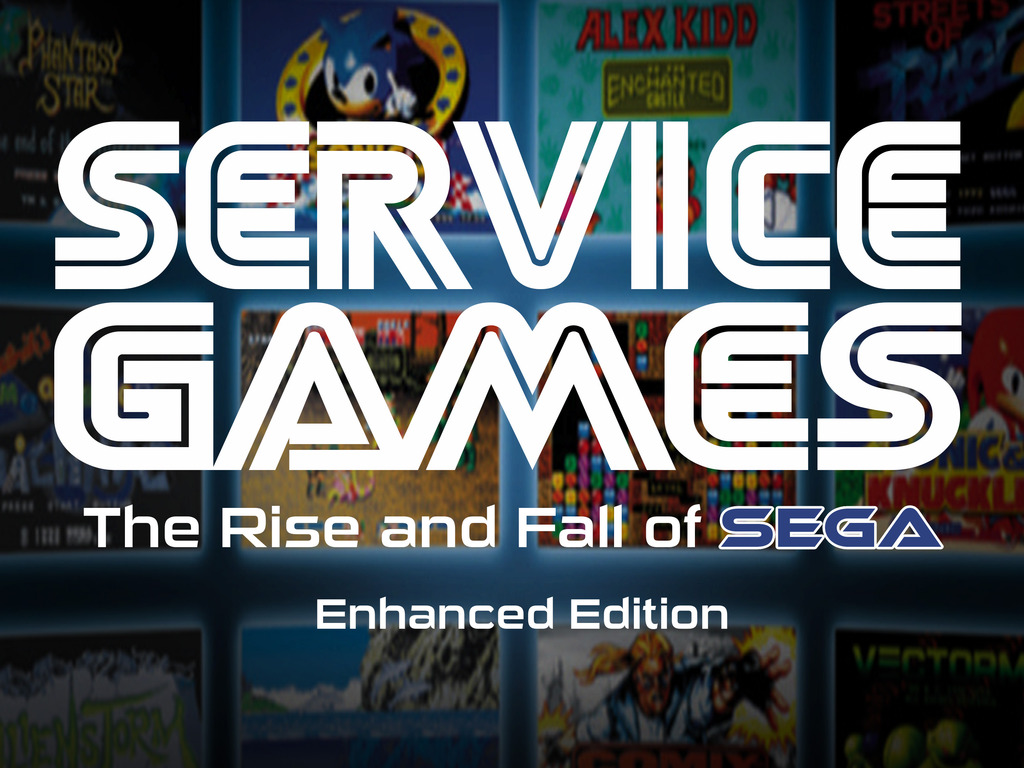 Service Games: The Rise and Fall of SEGA (Enhanced)'s video poster