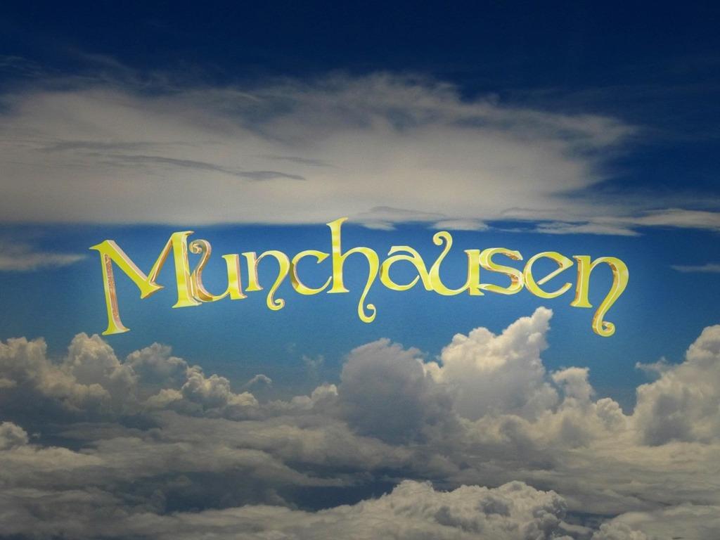 MUNCHAUSEN's video poster
