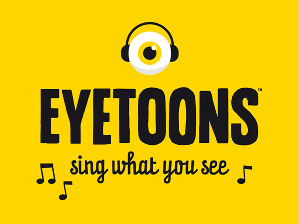Eyetoons: Sing What You See's video poster