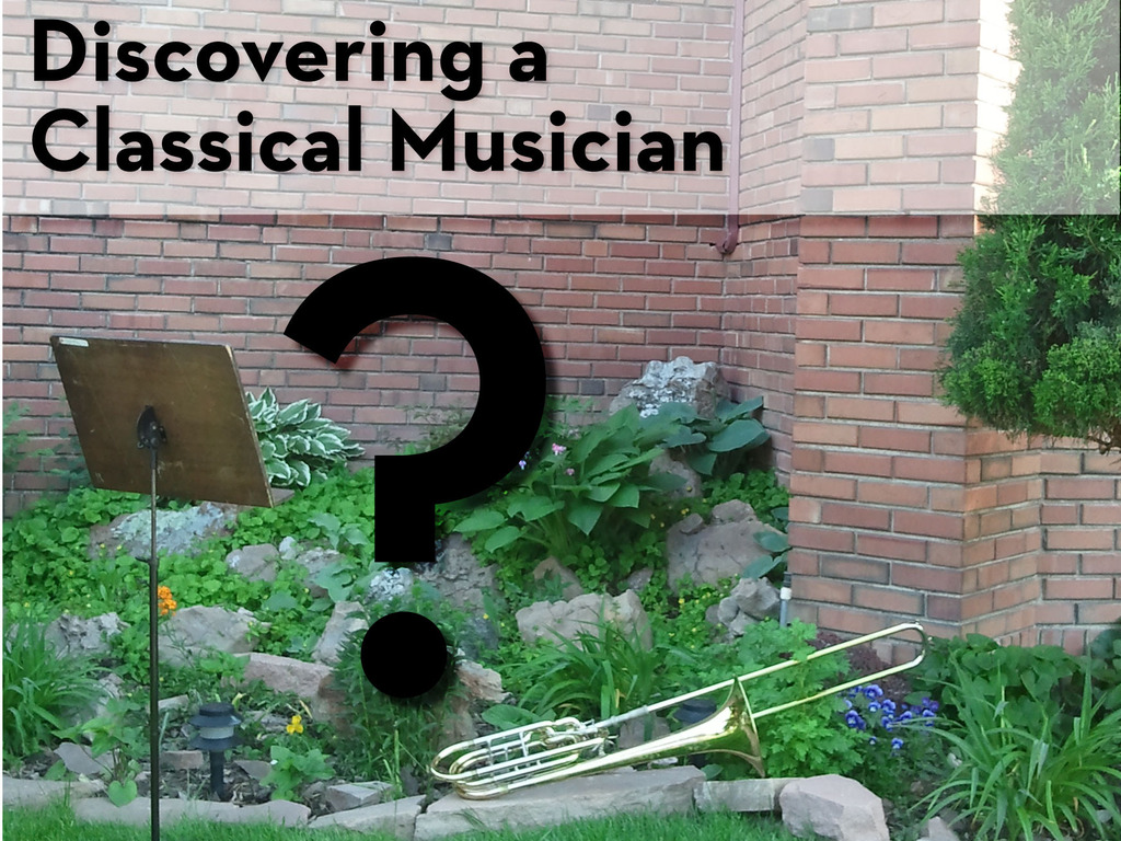 Discovering a Classical Musician's video poster