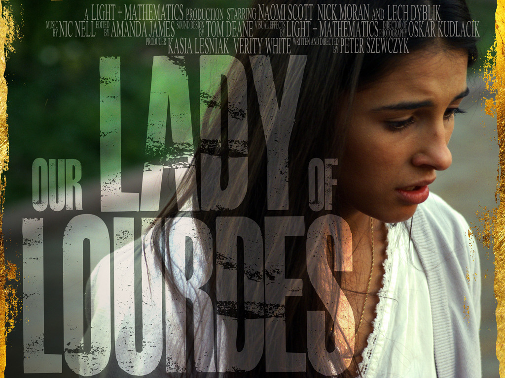 Our Lady of Lourdes's video poster