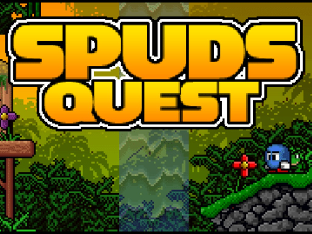 Spud's Quest's video poster