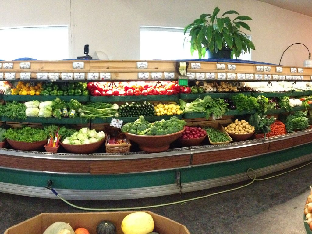 Organic Fresno Market, Fresh Food off Highway 99's video poster