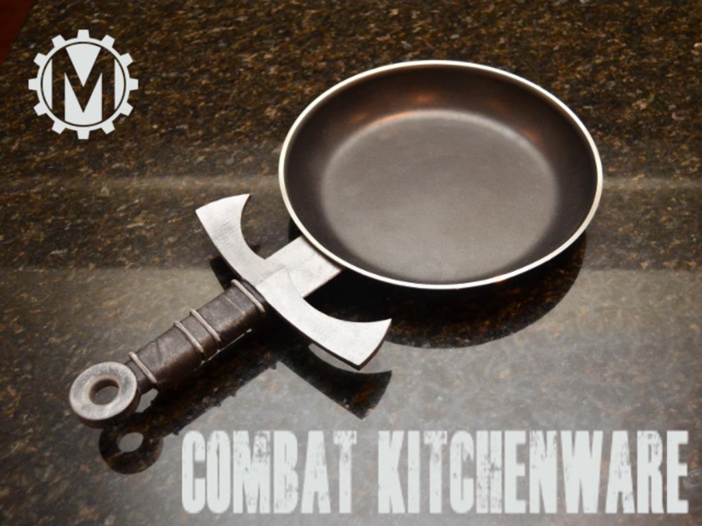 Combat Kitchenware's video poster