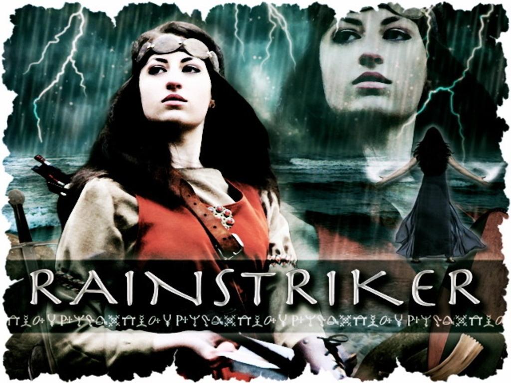 'RAINSTRIKER' - A Fantasy Music Album by Eleni Violaris's video poster