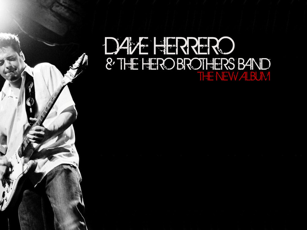 Dave Herrero wants you to be part of his new album's video poster