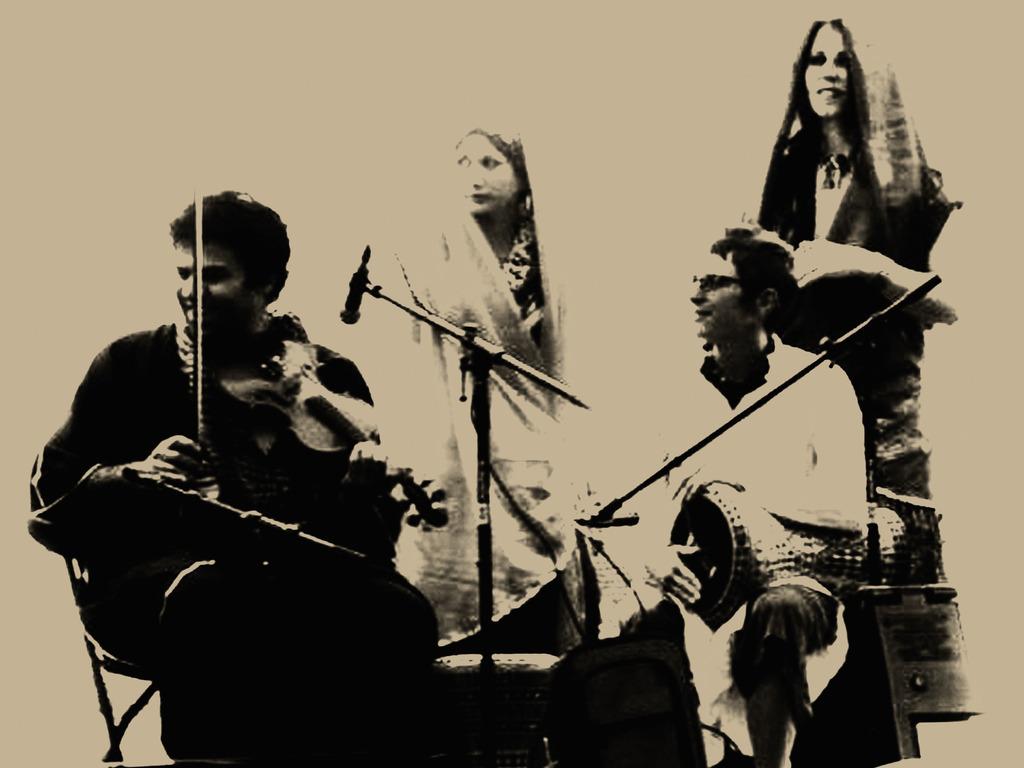 Rakadu Gypsy Dance Bedouin Kickstarter to Berkeley's video poster