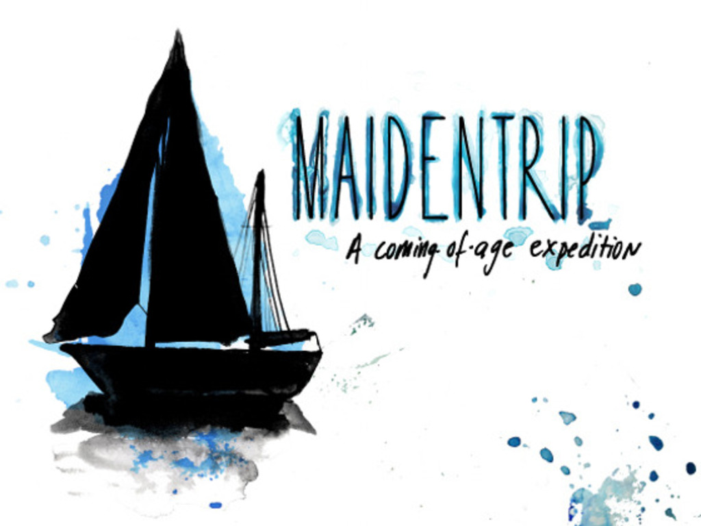 maidentrip: a coming of age expedition's video poster