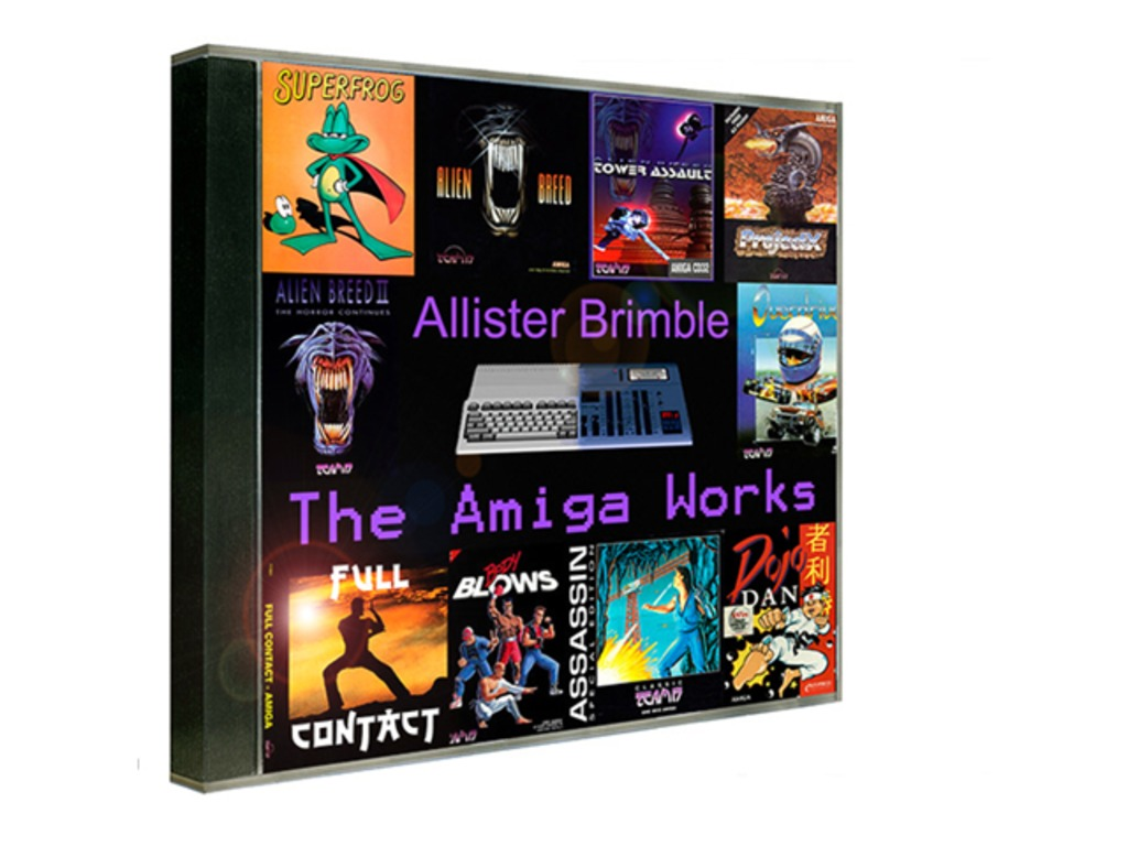 THE AMIGA WORKS's video poster