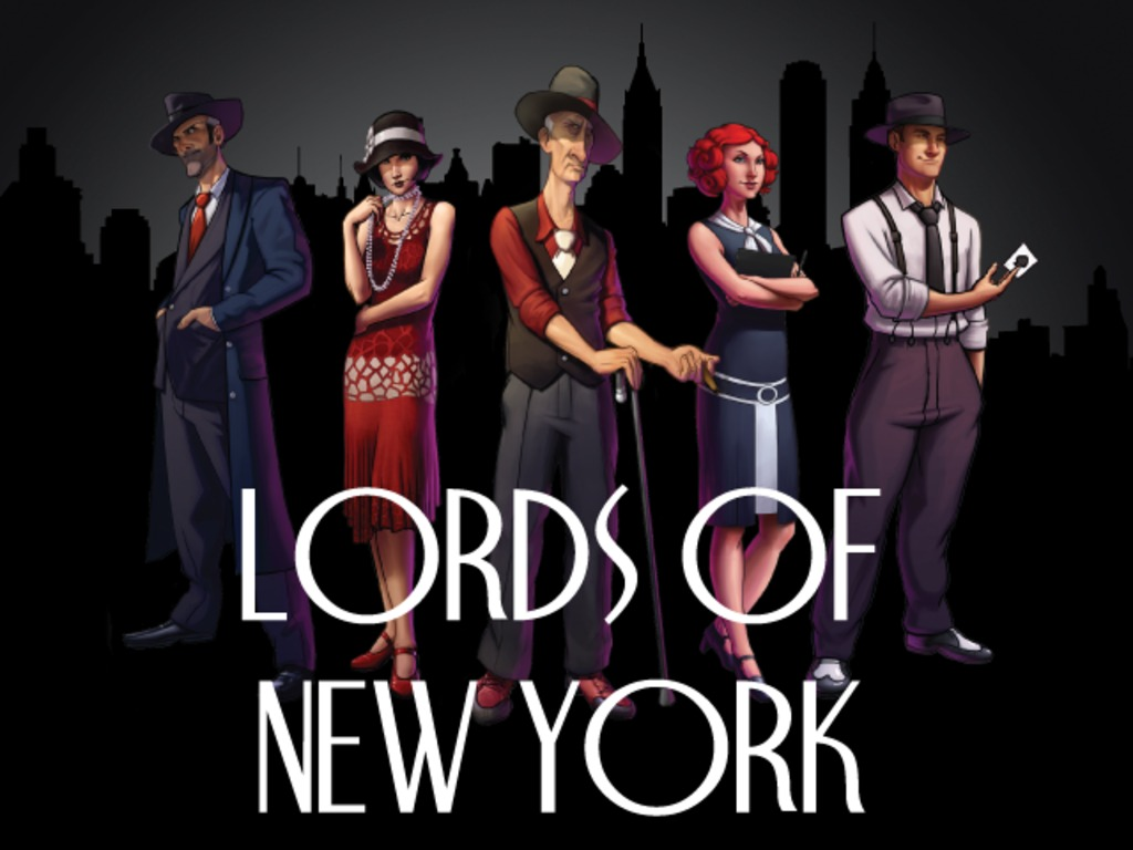 Lords of New York's video poster